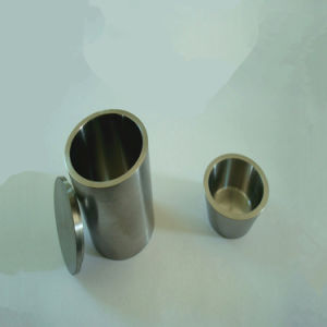 High Temperature 99.95% Pure Molybdenum Crucibles with Professional Design pictures & photos