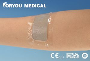 Medical Hydrogel Dressing Wound Hydrogel Cover Wet Wond Treatment Sheet pictures & photos