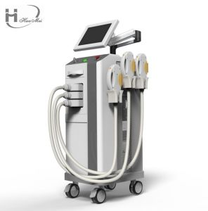 IPL/Shr + E Light Powerful Combination Hair Removal System pictures & photos