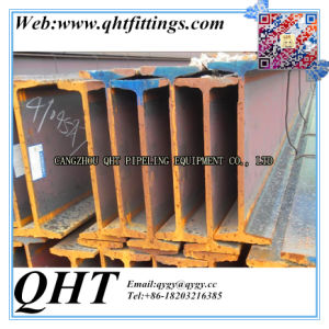 Q235, A36, S235jr H Iron Beam H Steel H Channel pictures & photos