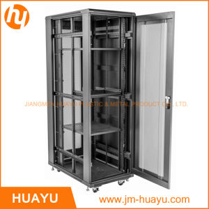 "Sheet Metal 14u 19"" Rack, Server Rack, Server Storage, Network Cabinet pictures & photos"
