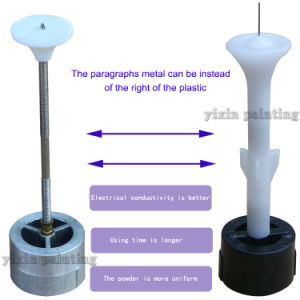 Kci Electrostatic Spray Coating Gun Parts-Electrode Holder (aluminum) pictures & photos