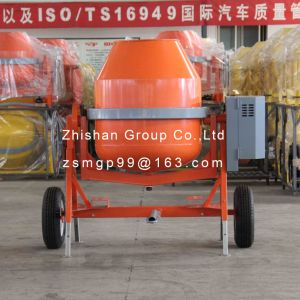 CMH800 (CMH50-CMH800) Zhishan Electric Gasoline Diesel Portable Cement Concrete Mixer pictures & photos