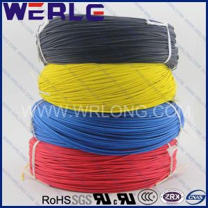 UL 3122 AWG 16 Silicone Fiberglass Braided Single Core Wire pictures & photos