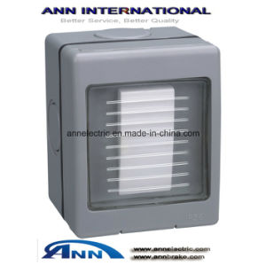 at 110, 1 Gang 1 Way Switch Weather Protected Switches pictures & photos