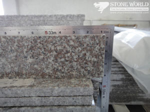 Polished Misty Red Granite Tiles for Flooring/Wall (MT095) pictures & photos