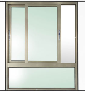 Good Quality Aluminum Sliding Casement Sash Glass Window