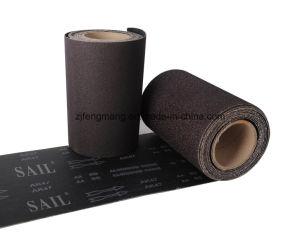 X-Wt Cloth Resharping Aluminum Oxide Abrasive Cloth Roll/Sand Belt Ak47 pictures & photos