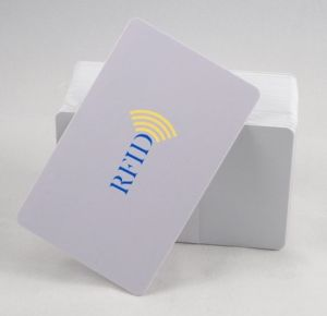 13.56MHz Rewritable RFID Smart Card pictures & photos