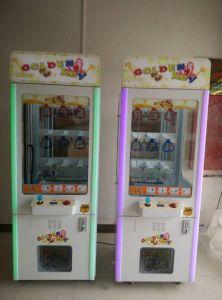 Golden Key Master Push Vending Game Machine pictures & photos