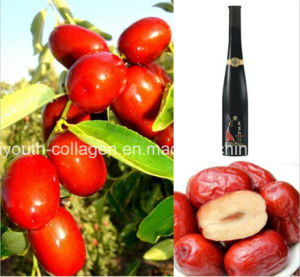Top Wine EU, 100%Natural Red Jujube Wine Chinese Patent/Brut, Rich Anthocyanin, Amino Acids, Anticancer, Radiation Resistance, Antiaging, Blood Tonic pictures & photos