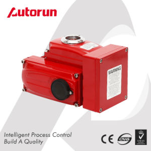 Mini Electric Actuator for Valves pictures & photos