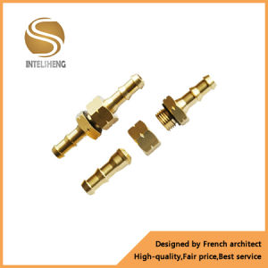 Brass Soft Hose Joint Fitting (KTHF-OEM-301) pictures & photos