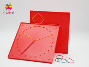Mathematics Educational Toy Geoboards 7X7 pictures & photos
