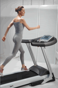 Deluxe Light Commercial Treadmill (YeeJoo-8008B) pictures & photos
