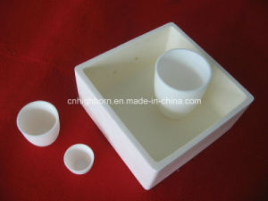 Industrial Al2O3 Alumina Ceramic Crucible pictures & photos