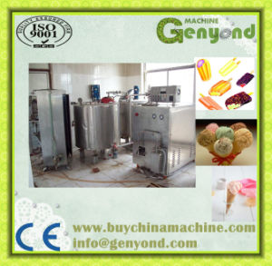 Full Automatic Ice Cream Processing Line pictures & photos