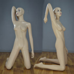 Fiberglass Female Mannequi for Window Display pictures & photos