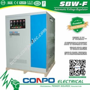 SBW-F Series Split-Phase Regulating Full-Automatic Compensated Voltage Stabilizer or Regulator pictures & photos