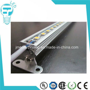 5050 Aluminium Alloy Shell Housing LED Rigid Bar Strip Light pictures & photos