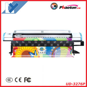 Phaeton Solvent Printer Ud-3276p with Seiko Spt510 Print Head pictures & photos
