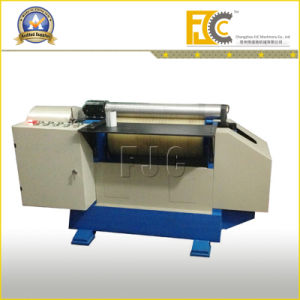 Solar Water Heater Steel Drum Roll Rouding Machine pictures & photos
