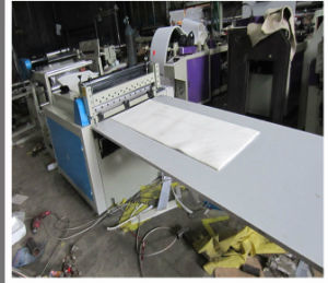EPE Foam Laminated Aluminum Foil Roll to Sheets Cutting Machine (DC-Hz1000) pictures & photos