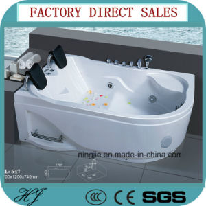 Acrylic Hot Tub for Two Person (547) pictures & photos