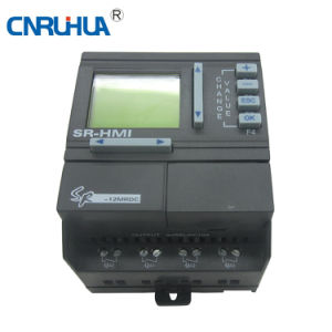 Smart Apb-12mrdc with LCD Programmable Logic Controller Apb-12mrdl pictures & photos