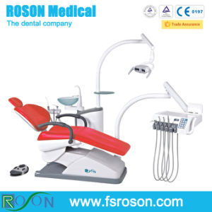 Roson Dental Unit Product, Dental Chair Unit with Good Price pictures & photos