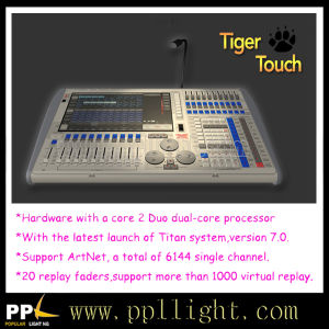 Version 7.2 Avolites Tiger Touch Console
