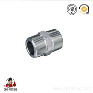 1t-Sp BSPT Male Hydraulic Hose Fittings pictures & photos