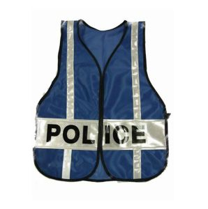Police Security Reflective Vests Safety Work Wear (UF257W) pictures & photos