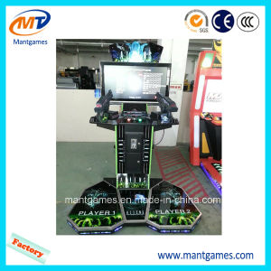 Promotion Aliens Extermination Arcade Shooting Game Machine with CE Certificate (MT-2077) pictures & photos