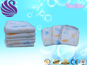 Hot Sale and Comfortable Baby Diaper pictures & photos