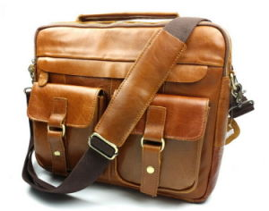 Genuine Leather Handbags Men Bag Crossbody Bag