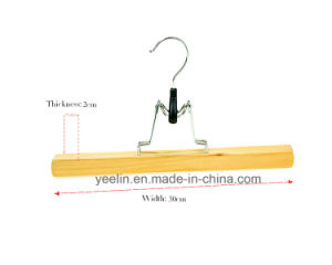 Yeelin Pants / Trousers / Skirts Hanger (YLWD-c4) pictures & photos