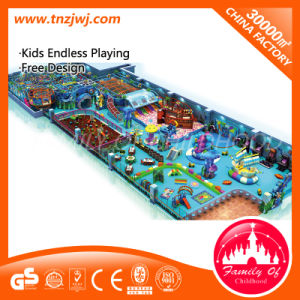 New Arrival Kids Labyrinth Indoor Playground pictures & photos