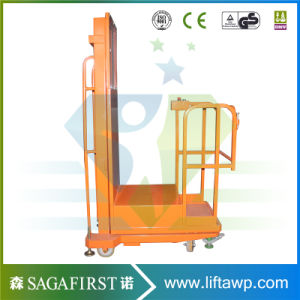 4m Customized Automatic Welding Work Lift Platform pictures & photos