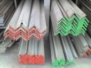 Hot Dipped Galvanized Steel Angle for Container Frame, Warehouse Goods Shelves pictures & photos