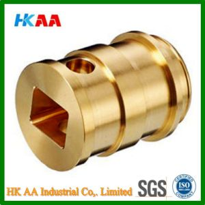 CNC Custom Brass Turning Parts, Brass Turned Parts pictures & photos