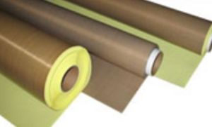 0.25mm PTFE Tape, Teflon Tape Cloth Adhesive Tape for Hot Sealing pictures & photos