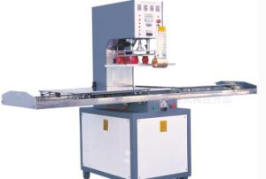 Plastic Carpet Embossing Machine, Ce Certification pictures & photos