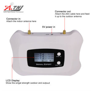 LCD Smart Display GSM 2g Signal Booster 900MHz Amplifier GSM Mobile Signal Repeater pictures & photos