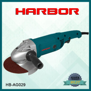 Harbor Precision Surface Grinding Machine Electric Hb-AG029 Angle Die Grinder