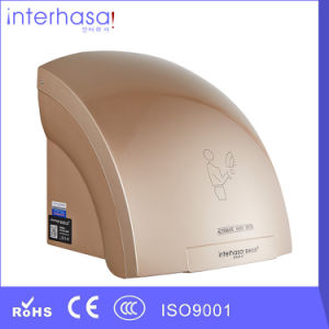 Mini Popular Small Colorful Smart 1800W Hot/ Cold Wind Hotel Toilet Automatic Hand Dryer pictures & photos