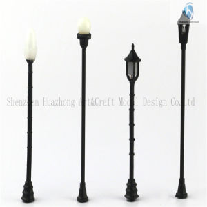 Nice Plastic Outdoor Model Lamp, Lighting, Light