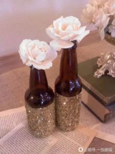 Decorative Glass Bottles for Festival Celebration Factory Price pictures & photos