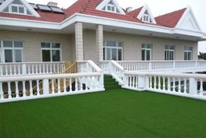 Artificial Grass for Decoration for Courtyard, Roof, Gardens pictures & photos