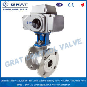 Electric Actuator for Ball Valve Butterfly Valve pictures & photos